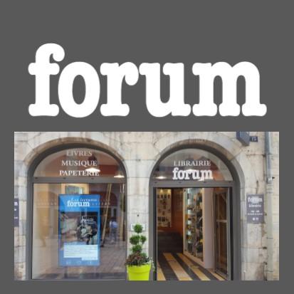 Librairie Forum à Besançon