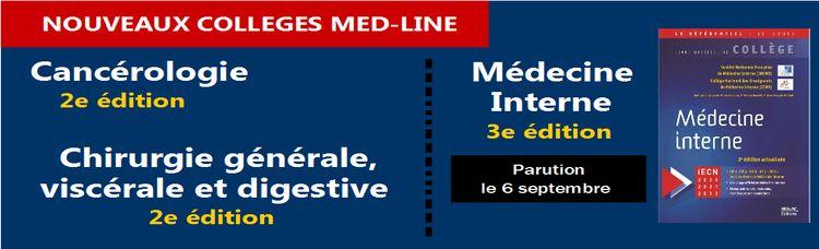 Nouveaux collèges Med Line