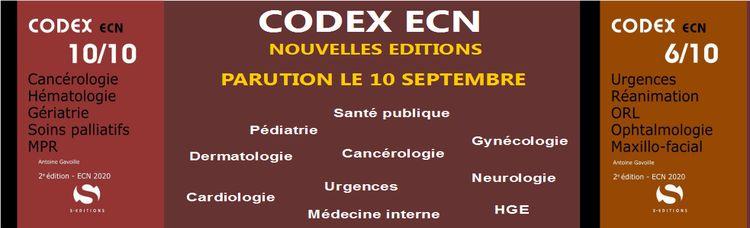 Codex nouvelles éditions