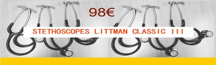 Stéthoscopes Littman