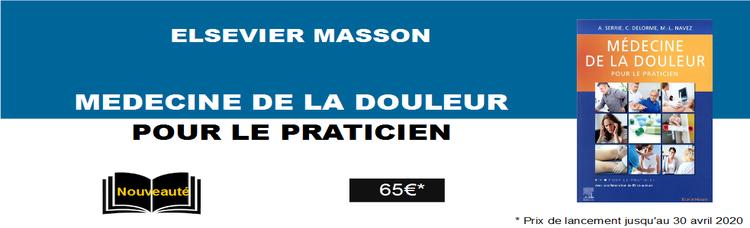 Médecine DE LA DOULEUR POUR LE PRATICIEN