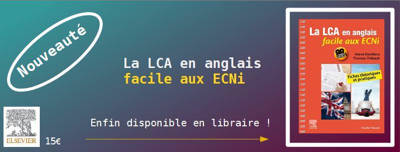 La LCA en anglais
