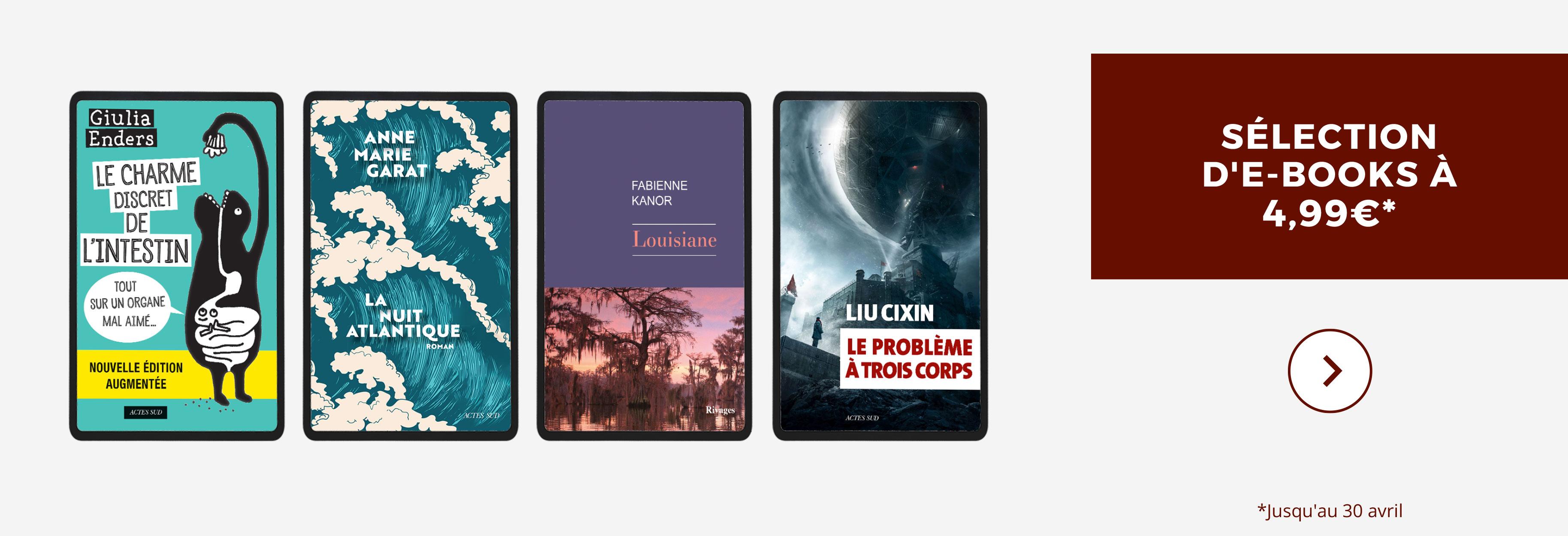 E-books à 4,99€