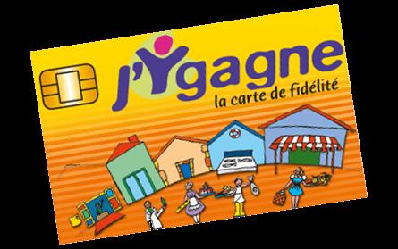 Carte J'Y Gagne, Ploemeur