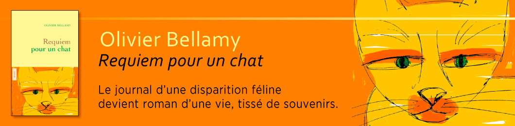 Olivier Bellamy - Requiem pour un chat