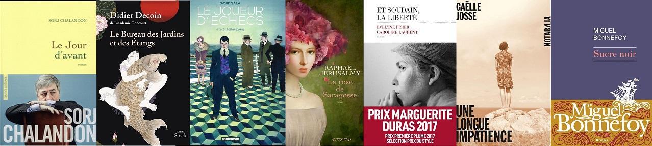 Coups de coeur de la librairie Comme une orange Paris 17