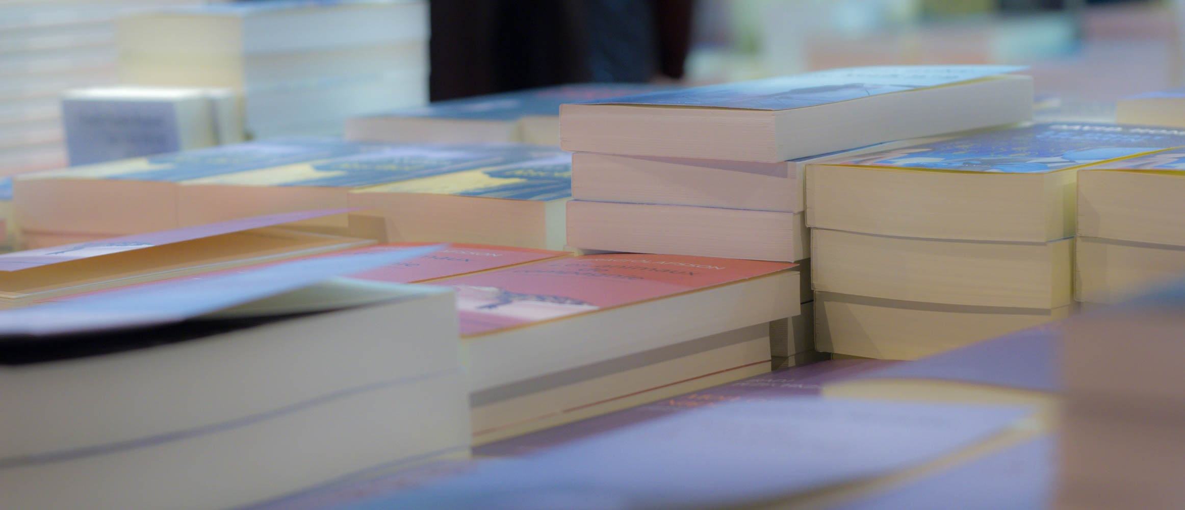 Rentrée littéraire Librairie Comme une orange Paris 17