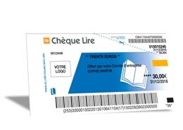 Librairie Paris 17 accepte chèques lire et chèques culture