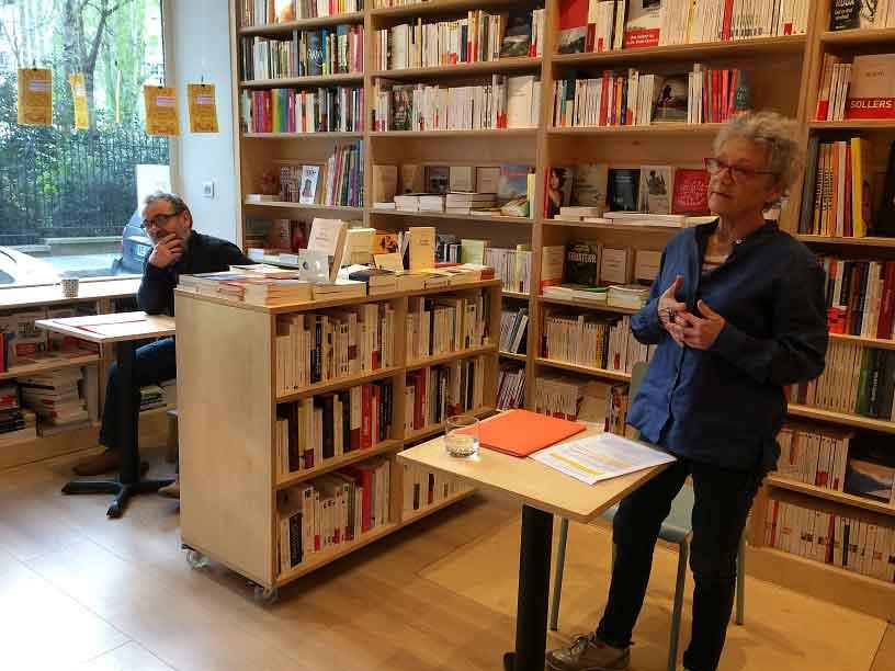 Animation à la librairie Comme une orange - Lecture de comédiens