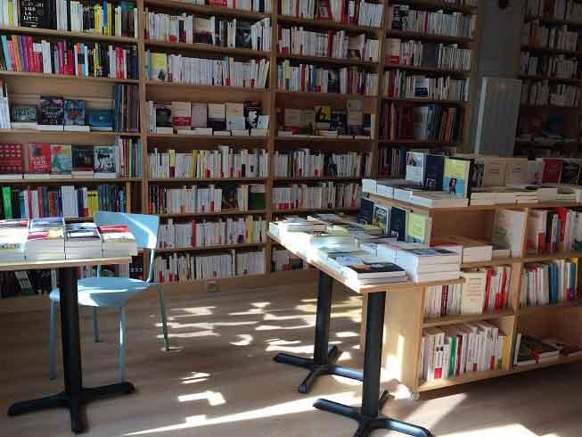 Rentrée littéraire à Comme une orange Paris 17