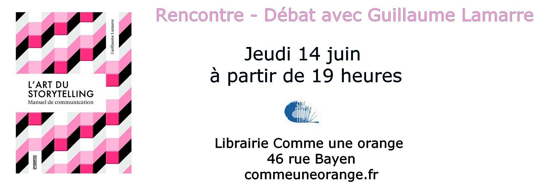 Comme une orange Paris 17 - Rencontre