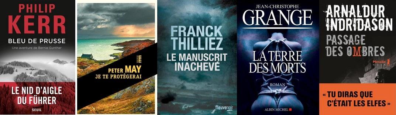 Polars Comme une orange librairie paris Ternes Maillot