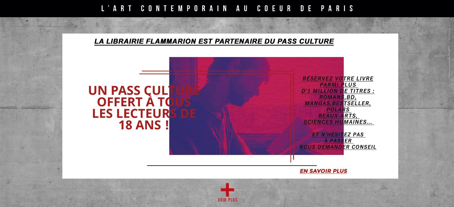 Partenaire Pass Culture