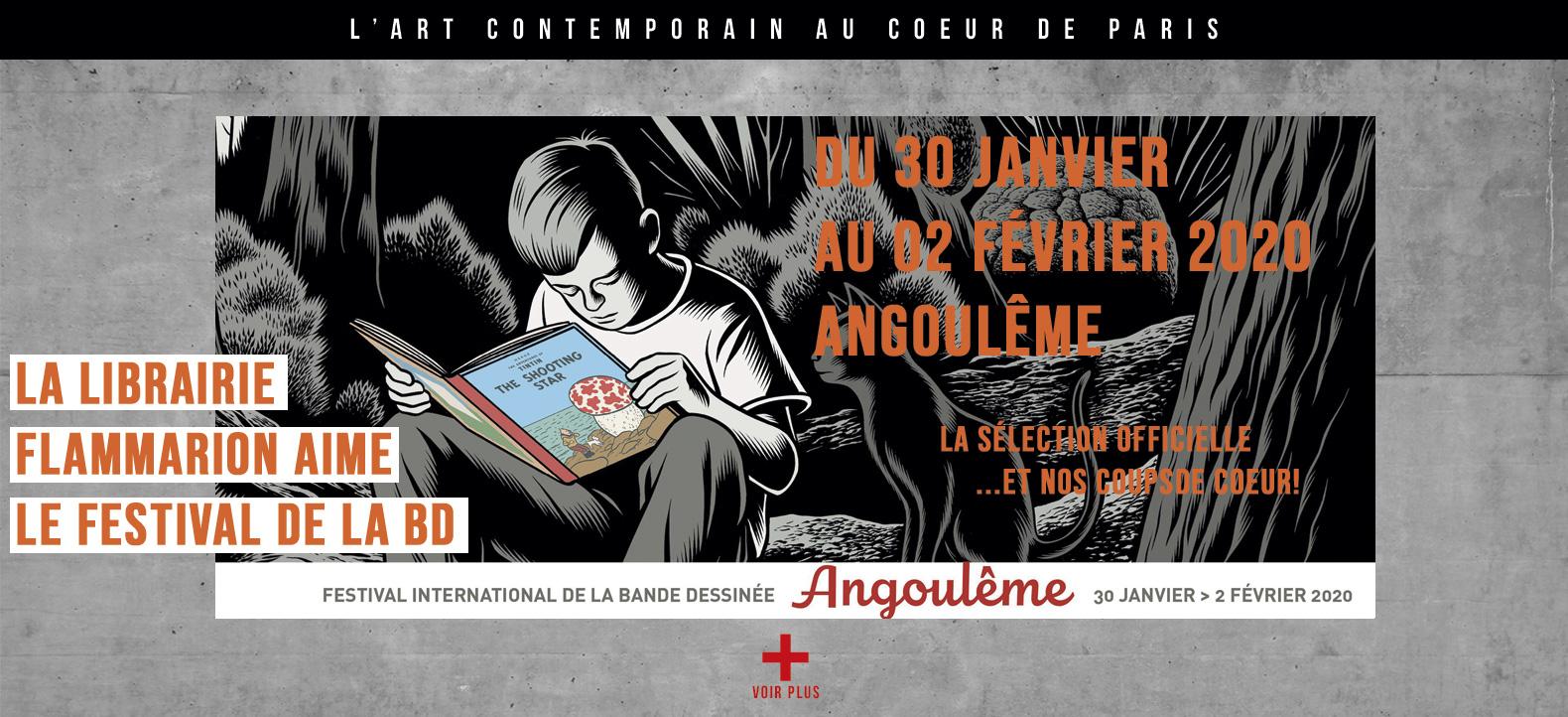 Festival de la bande dessinée d'Angoulème 2020