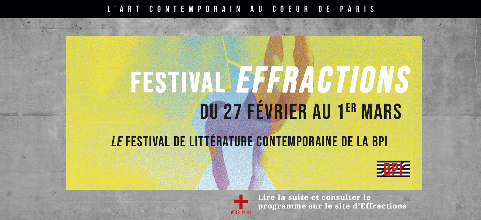 Festival Effrractions