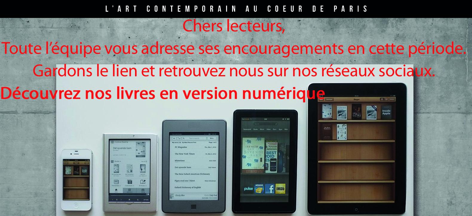 Lisez en restant chez vous avec les livres numériques de la Librairie Flammarion !