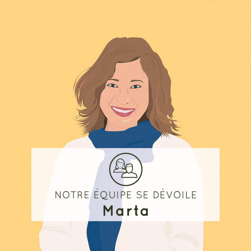 Portrait de Marta