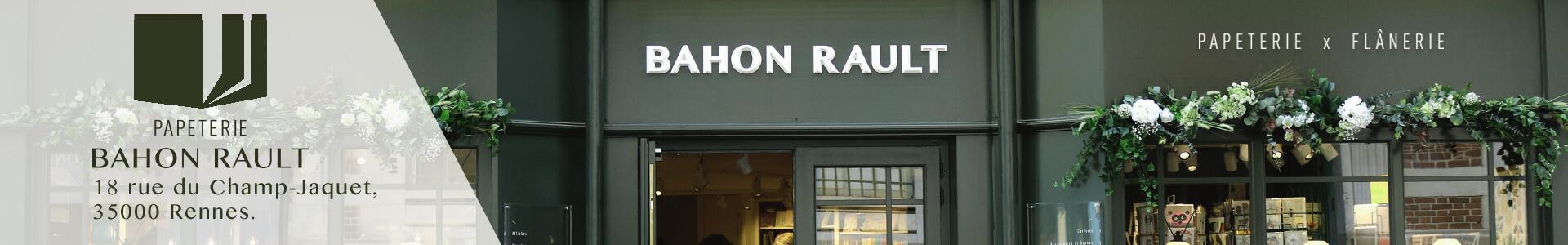 Papeterie BAHON RAULT