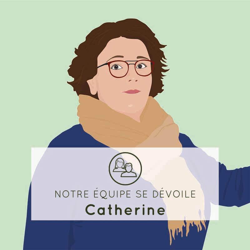 Portrait de Catherine