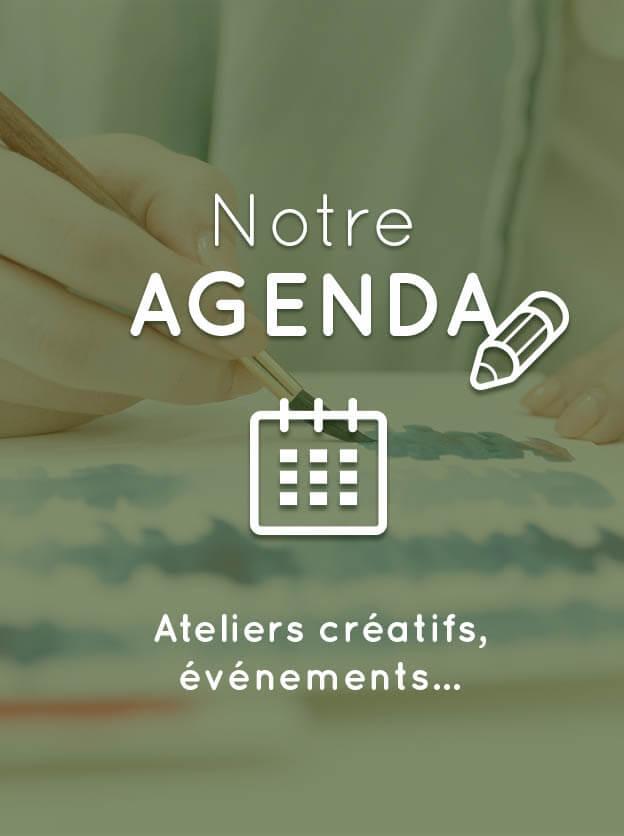 Notre agenda