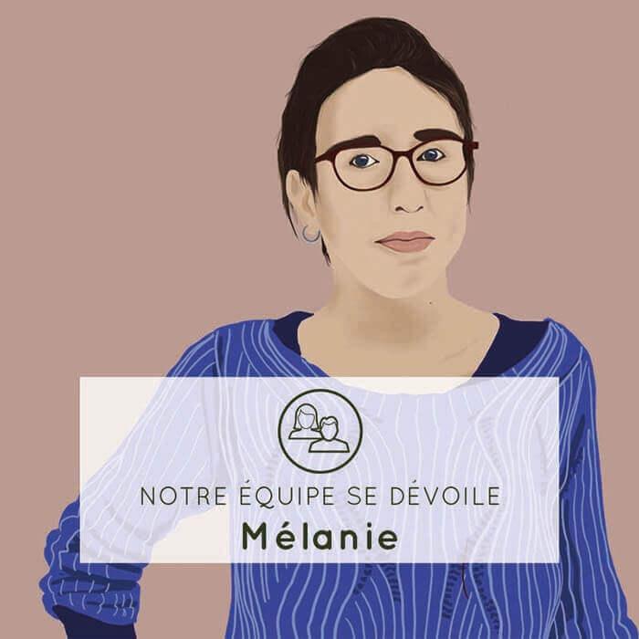 portrait mélanie