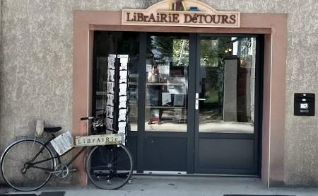 Librairie Détours à Nailloux