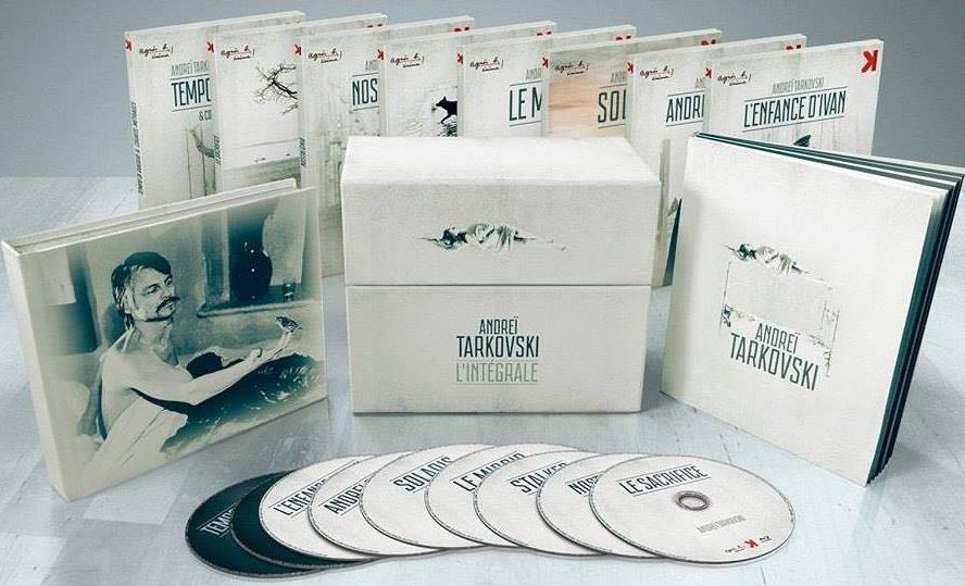 Coffret Collector Tarkovski