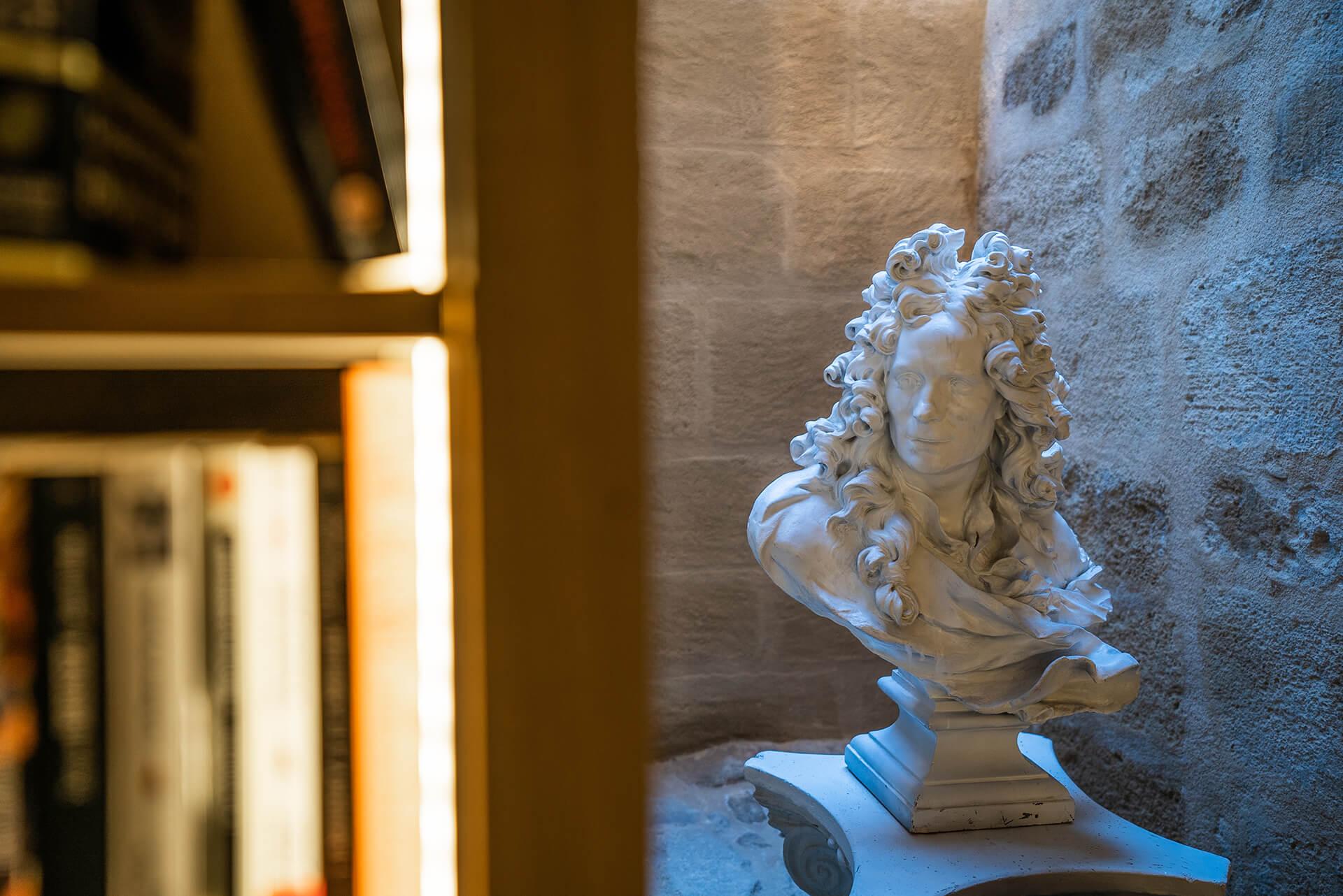 Librairie de l'Hôtel Boyer d'Eguilles