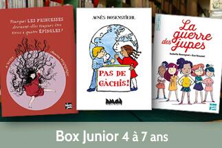 Box Junior 4-7 ans