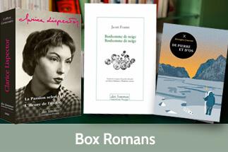 Box des femmes Romans