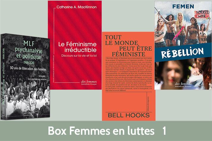 8 mars Box femmes en luttes