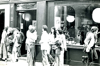 Librairie des femmes 1974