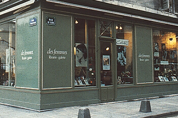 Librairie des femmes 1980