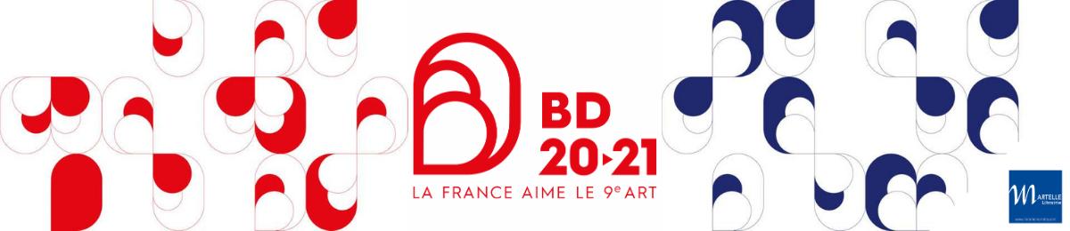 Année de la BD 2020/2021
