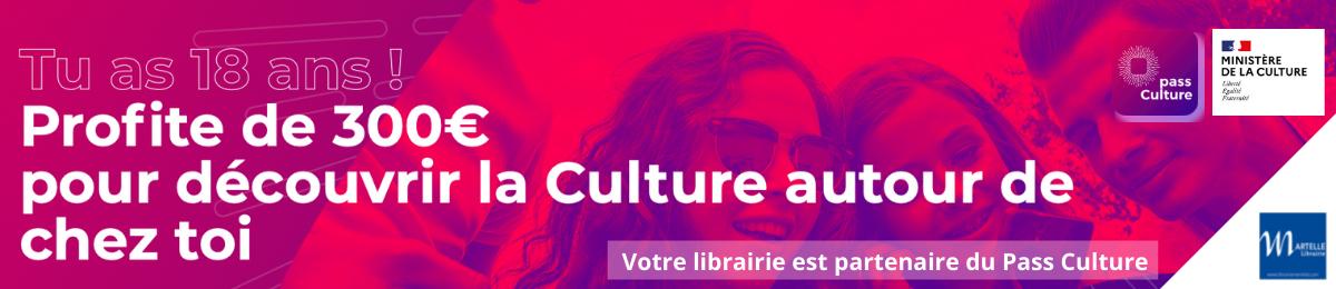 Martelle partenaire du Pass Culture
