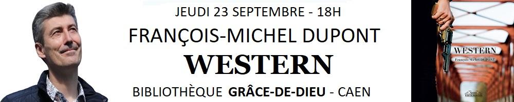 François-Michel Dupont à la Grâce de Dieu