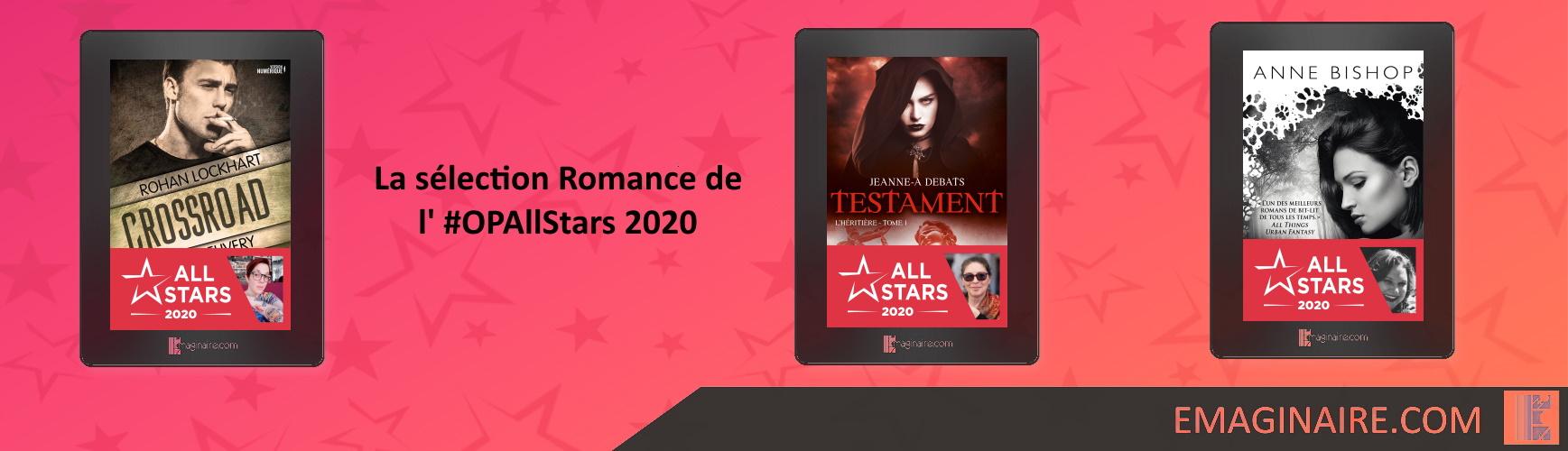 #OPAllStars - Week-end - Romance
