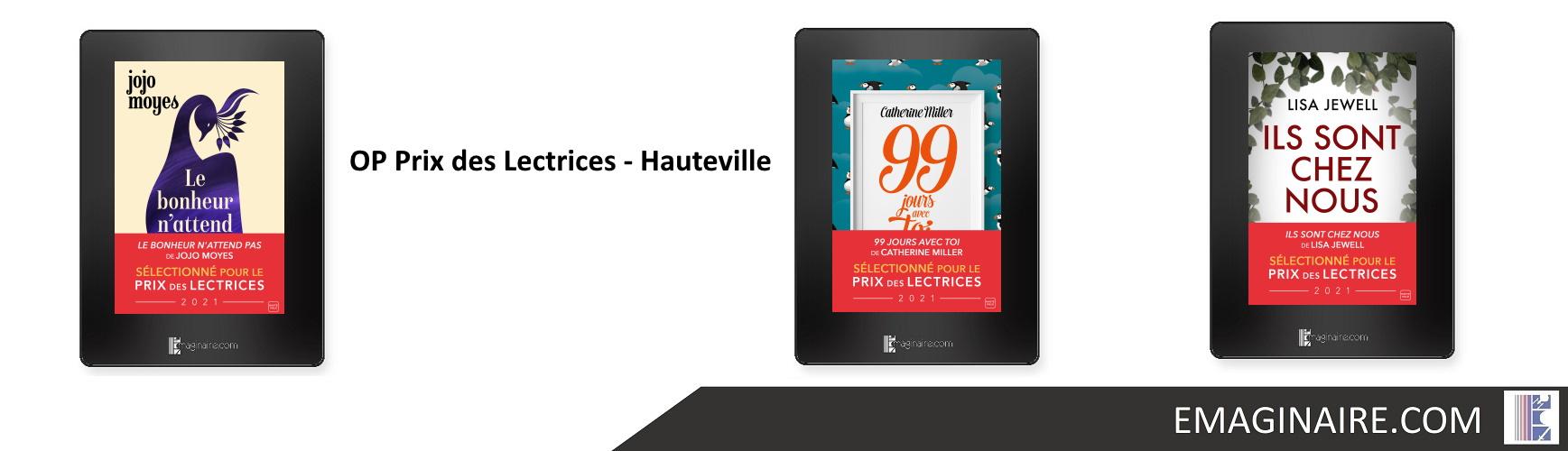 OP Prix des Lectrices - Hauteville
