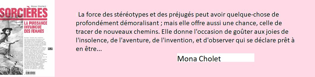 Mona Cholet : Sorcières