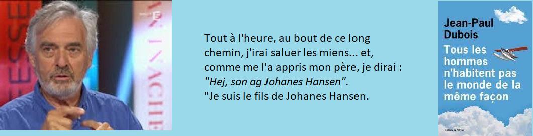 Tous les hommes Jean-Paul Dubois