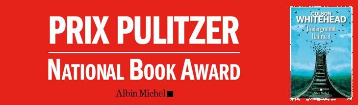 Colson Whitehead / Pulitzer