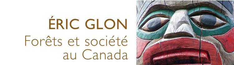 Forêts et société au Canada, d'Éric Glon