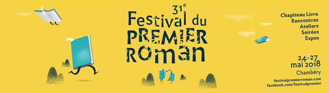 Premier Roman à Chambéry