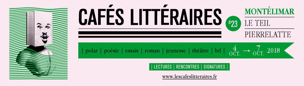 Cafés littéraires de Montélimar