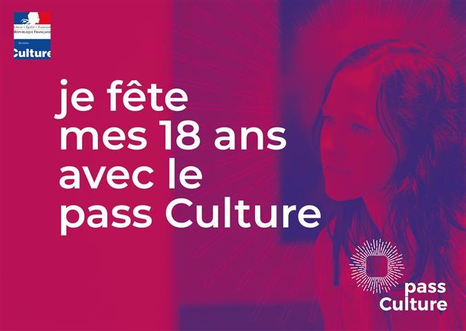En savoir plus sur le pass Culture