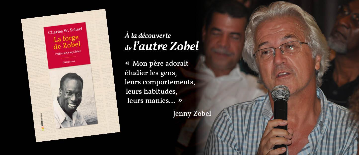 SCITEP La forge de Zobel – Charles Scheel