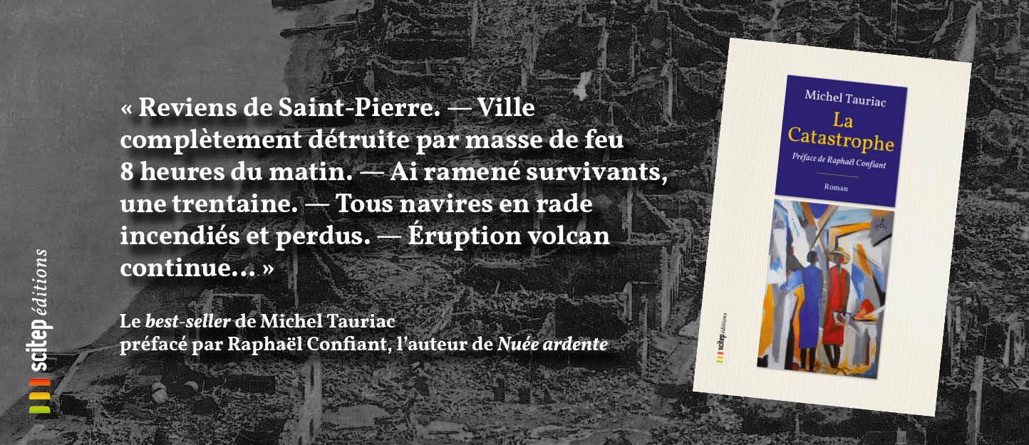 SCITEP La Catastrophe Michel Tauriac - slider