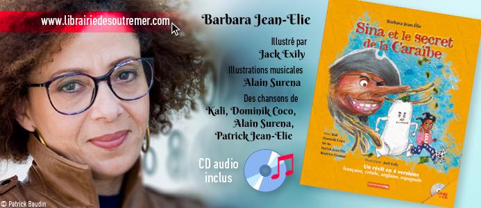 Sina et le secret de la Caraïbe – Barbara Jean-Élie