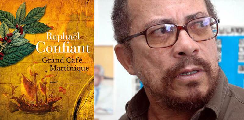 Couverture Grand café Martinique Raphaël Confiant