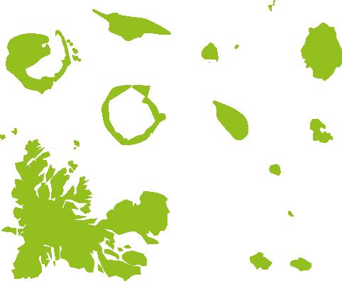 Carte des TAAF